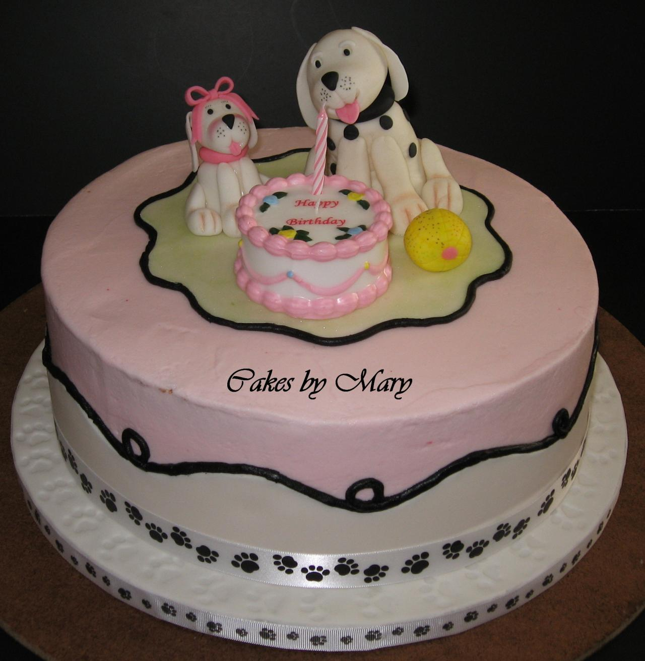 Pictures of birthday cake designs