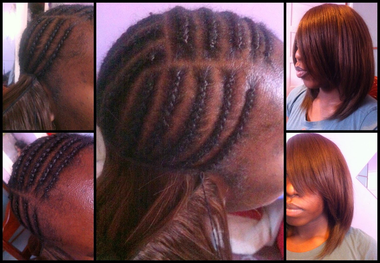 Hair By Tolan Invisible Parting Sew In Part 2