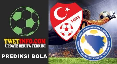 Prediksi Turkey U19 vs Bosnia U19