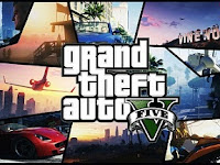 Game PC - GTA V Repack plus Cheat dan Save Game