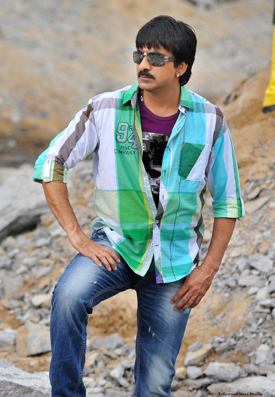 RAVI teja Latest Stills From Nippu Movie | RAVI Teja New Photos From ...