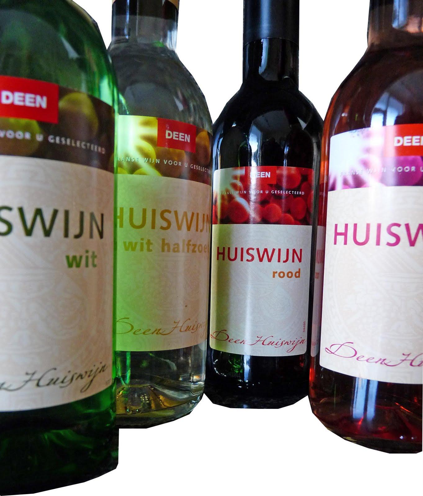 lekkere supermarkt wijn rood
