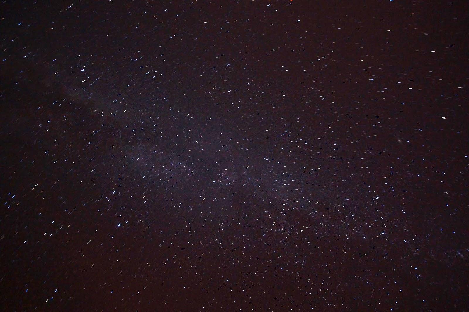 milky way, stars, astronomy, romania