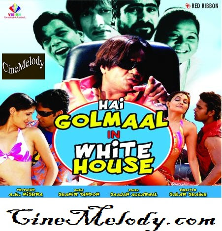 Hai Golmaal In White House  Hindi Mp3 Songs Free  Download  2013