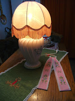 My Gorgeous Victorian Lamp