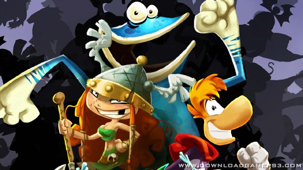 Rayman origins psp iso download