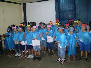 VI Mostra da educação infantil - fotos e detalhes