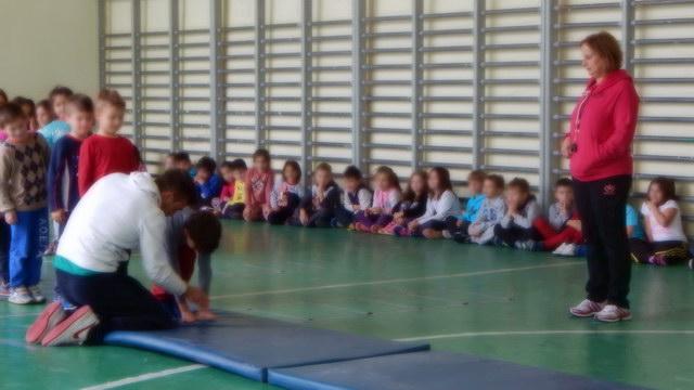 Η ενόργανη γυμναστική στα Δημοτικά Σχολεία της Αλεξανδρούπολης