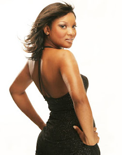Omotola featured in one of Jamaica's biggest newspapers