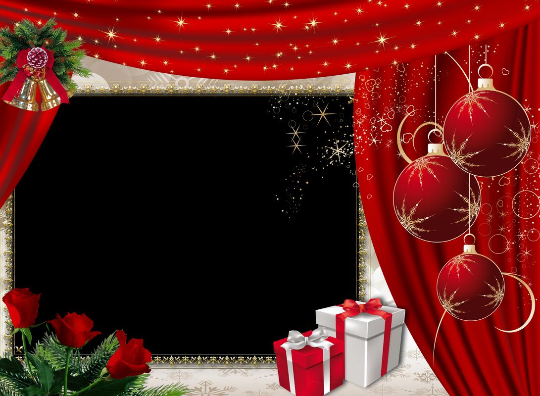 Tus Fotos Geniales Esta Navidad  5 Bellos Marcos Para Fotos Gratis En