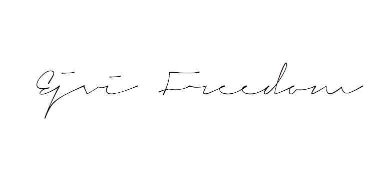 Ejvi Freedom