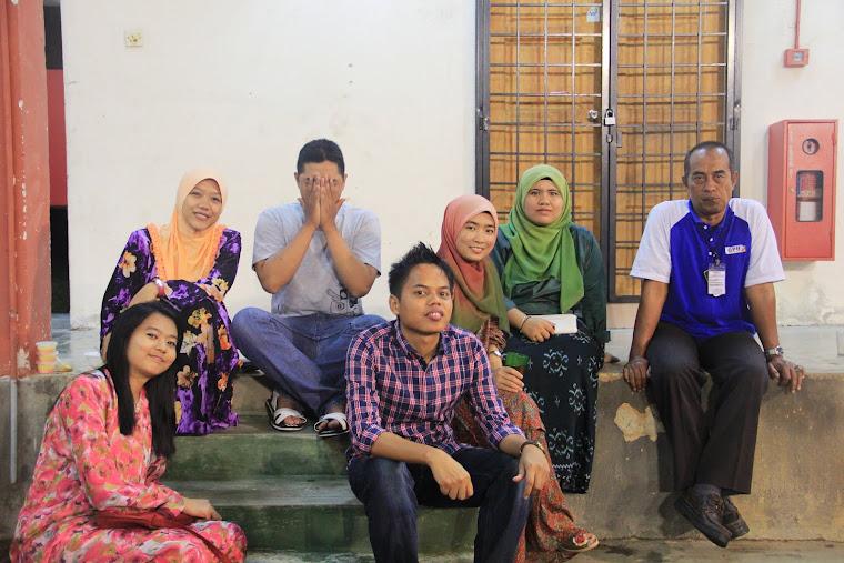 With Abah n Member