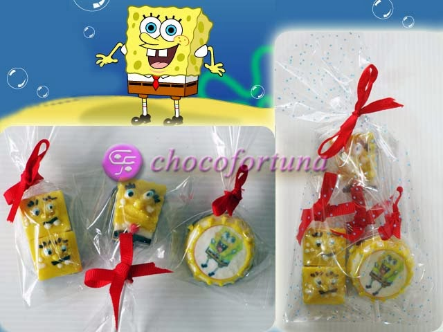 goodie bag spongebob