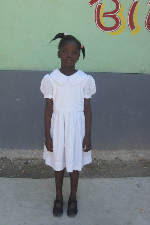 Yvelyne from Haiti