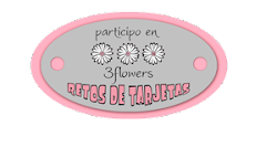 Retos de tarjetas 3flowers