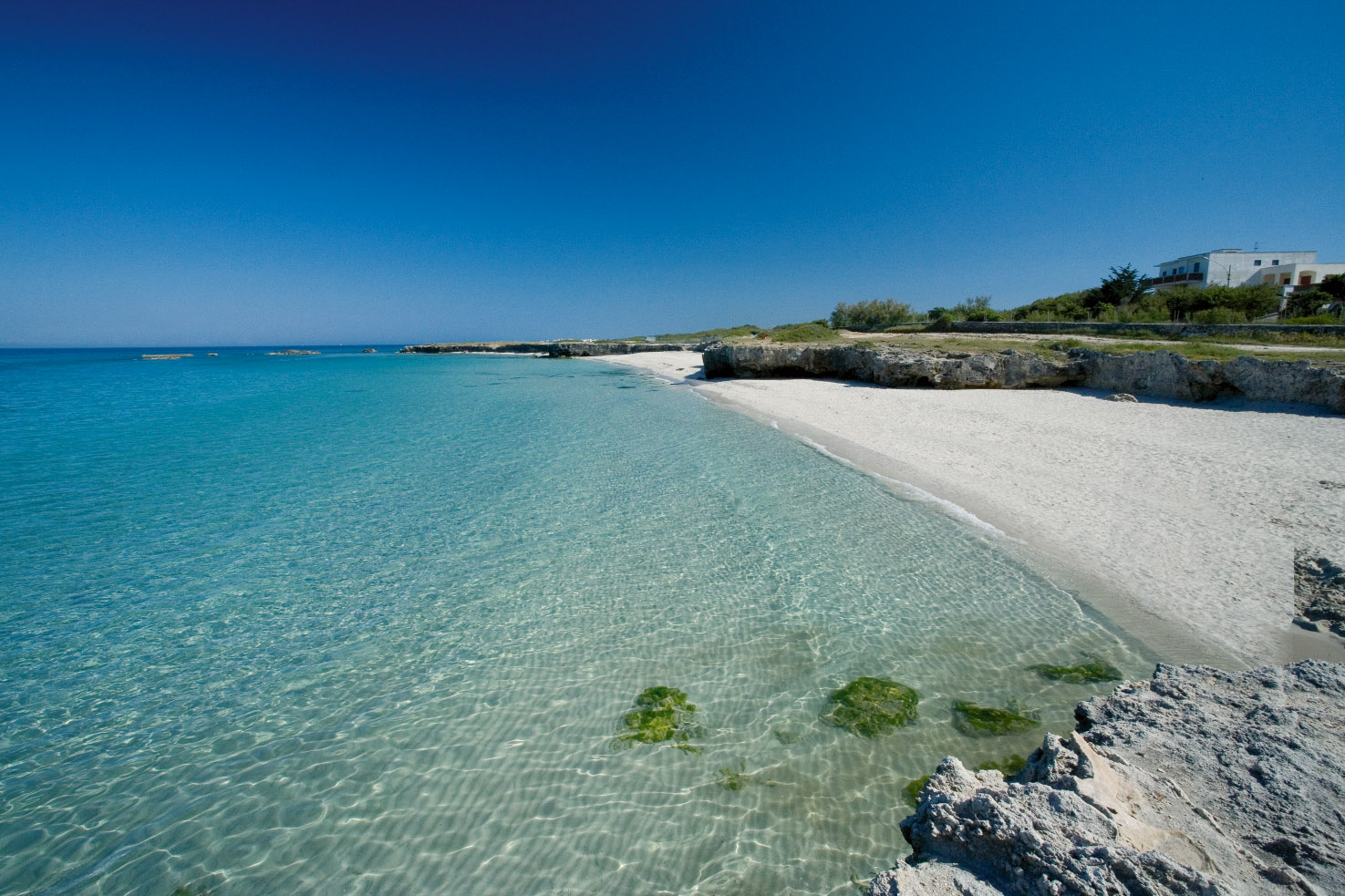 Best Beaches Near Borgo Egnazia