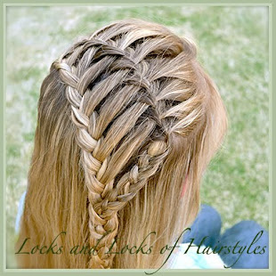 Waterfall Lace Braid