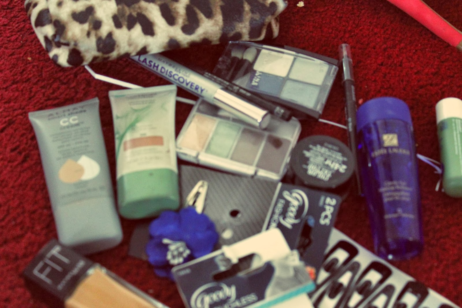 Makeup For travel