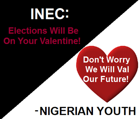 nigeria 2015 valentine election