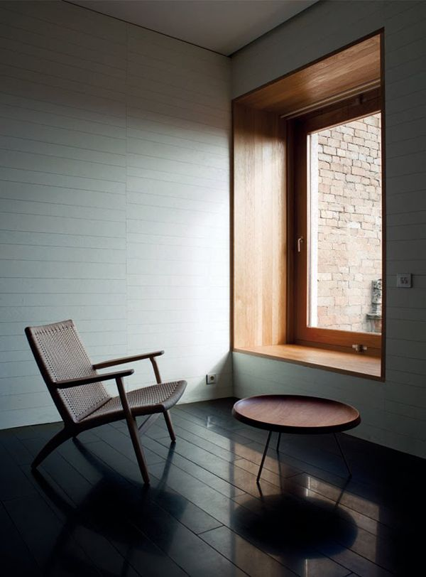 My unsettling life 10 window frame decoration ideas for Modern interior window trim