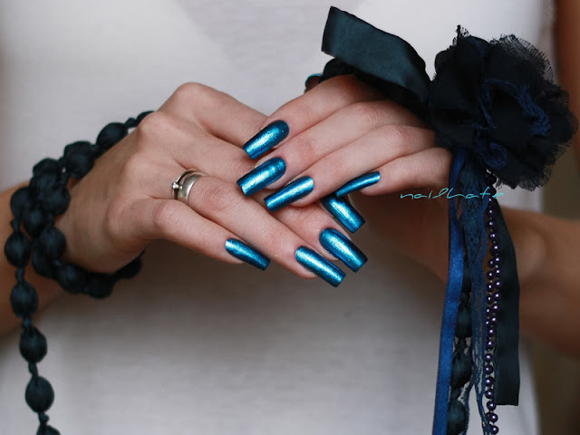"""Orly """"Sweet Peacock"""""""