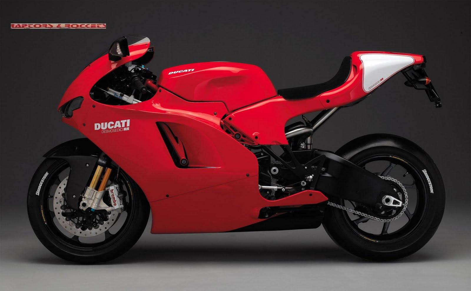 Beautiful Bikes Ducati Desmosedici Rr Exhaust