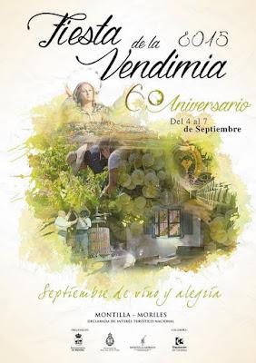 FIESTA DE LA VENDIMIA 2015 - MONTILLA-MORILES DECLARADA DE INTERÉS TURÍSTICO NACIONAL