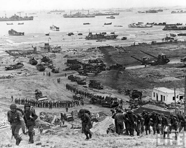 Segunda guerra mundial y Derecho Internacional