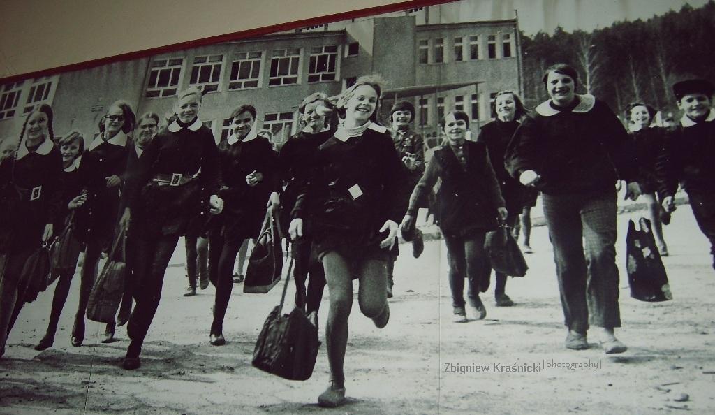 Przed siebie... i kapliczki warmińskie: Mokiny, Nowa Wieś