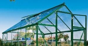 Gewächshaus Green Line | Garten-und Landschaftsbau