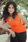 Actress Vrushali Sizzling Photo shoot-thumbnail-9