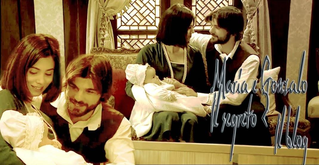 Il Segreto Maria e Gonzalo.
