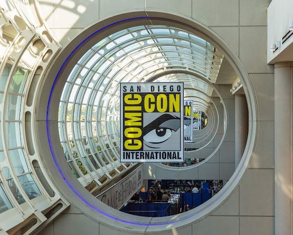 Oakland Museum of California's SDCC Exhibit