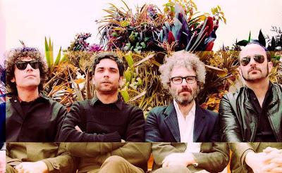 León Benavente grupo banda 2013