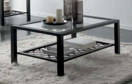 Muebles de forja mesas de centro y laterales en forja - Mesa de forja ...