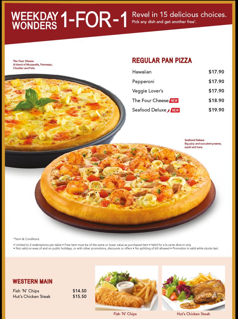 Pizza hut deals townsville