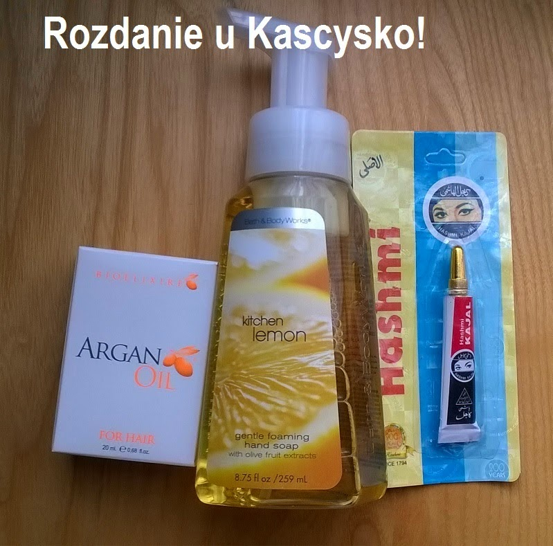 Rozdanie u Kascysko!