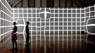 Скривление пространства при скорости света