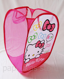 Laundry Bag Hello Kitty