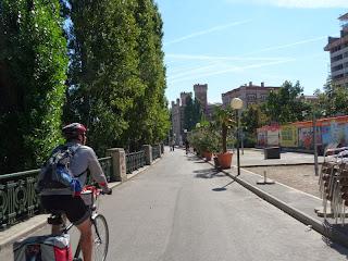 carril bici viena