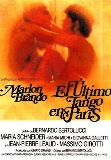 Ultimo tango a Parigi-Portada