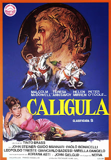 The Projection Booth Podcast: Episode 178: Caligula