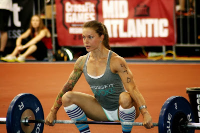 Christmas Abbott Workout at CrossFit Invoke