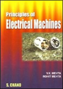 Principles of Electrical Machines By V.K. Mehta