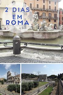 Roteiro Roma em 2 Dias