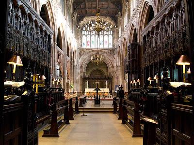 Coro de la Catedral de Manchester