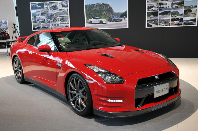 2011 Year In Review: Nissan GT R