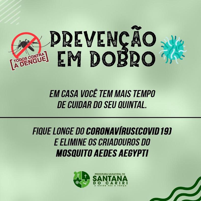 SANTANA DO CARIRI A UNIÃO FAZ A FORÇA.
