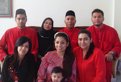 Keluarga Penulis
