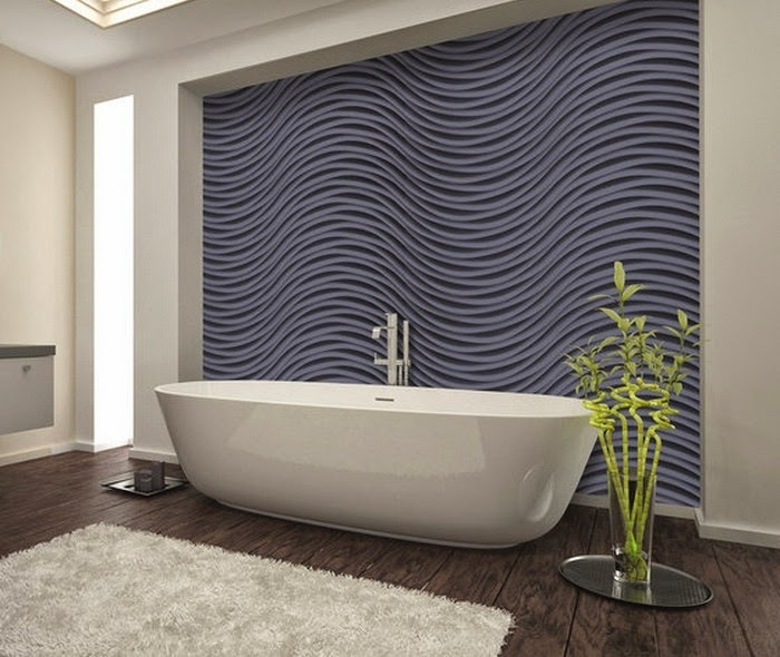 bathroom 3d wall panels pvc decorative wall art panels - Decorative Wall Panels Design